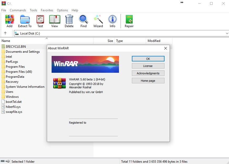 WinRAR Crack 6.0 Final + License Key Free Download 2021 [Updated]