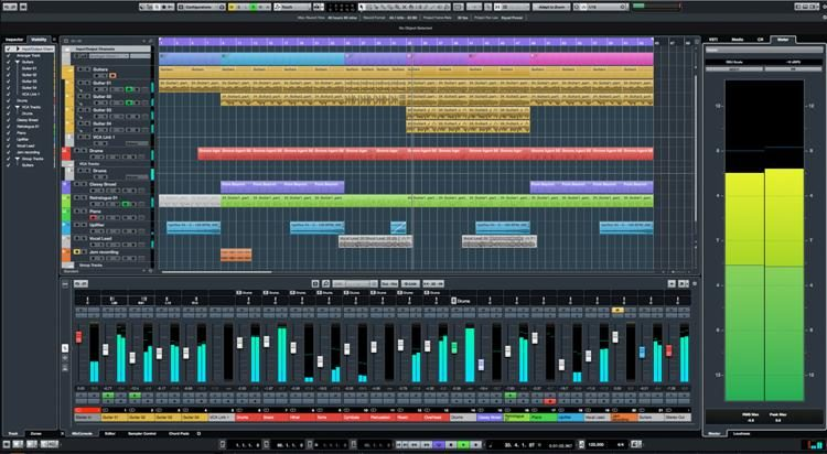 Cubase Pro 11.2 Crack With Activation Key Free Download