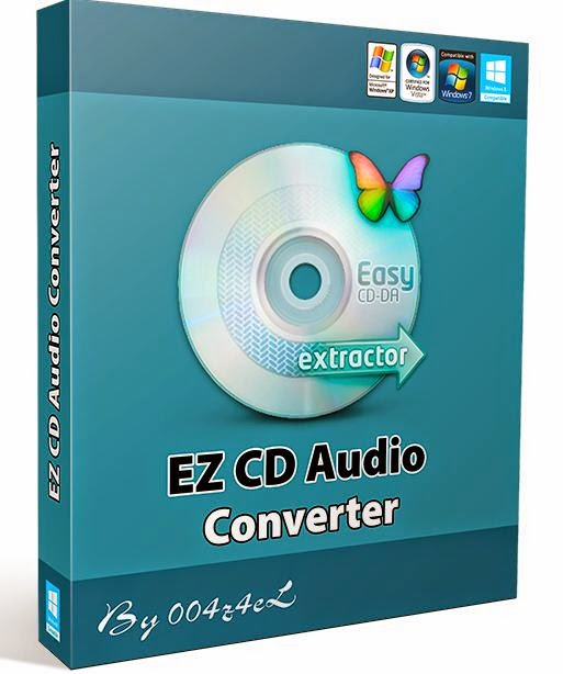 EZ CD Audio Converter Pro 9.2.1.1 Crack + Serial Key Free Download