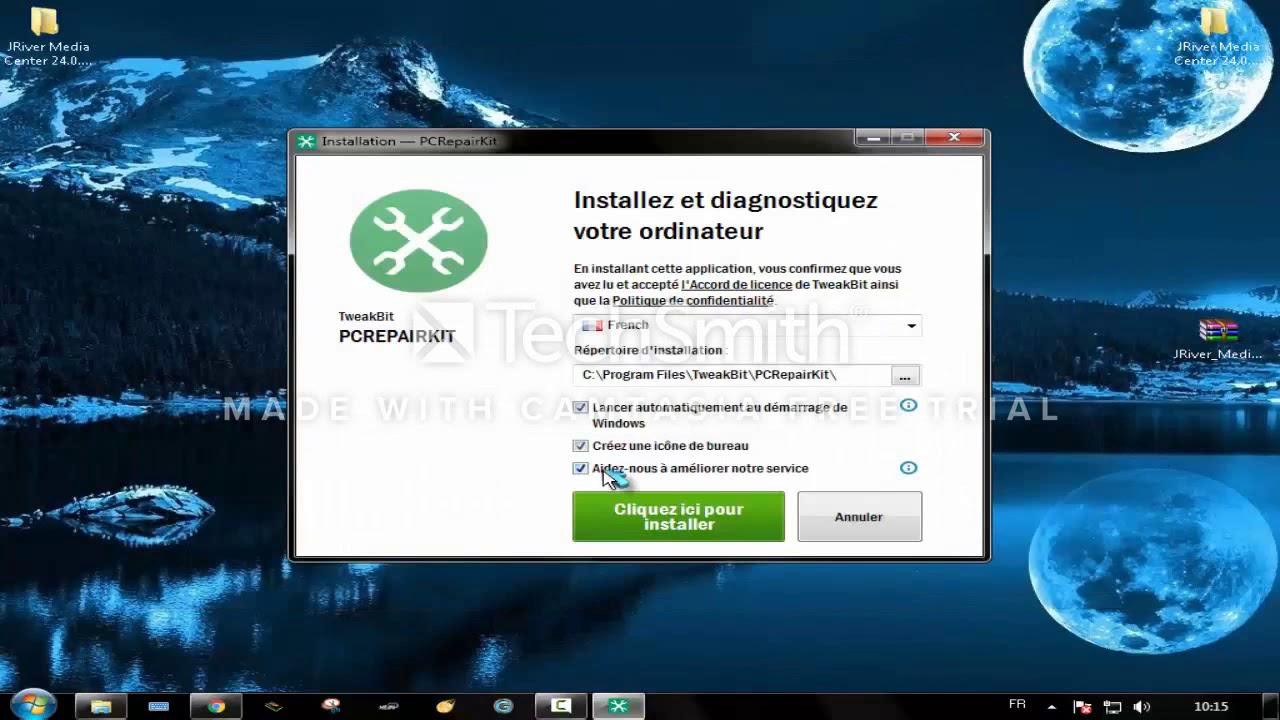 TweakBit PCRepairKit 2.0.0.55916 Crack with License Key Free Download