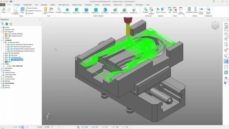 Autodesk PowerMill 2021 Crack With Keygen Free Download
