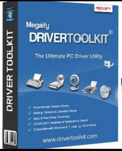 Driver Toolkit 8.9 Crack With License Key Free Download
