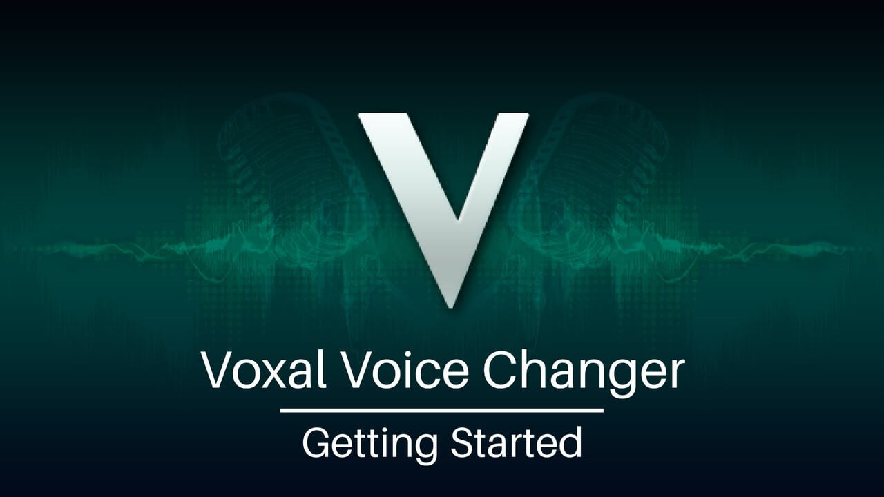 Voxal Voice Changer 6.07 Crack With License Key Free Download