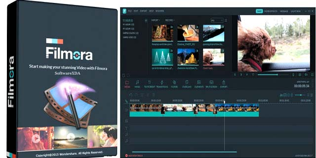 Wondershare Filmora 10.1.21.0 Crack With Serial Key Free Download
