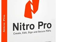 Nitro Pro 13.35.2.685 Crack + Serial Key Free Download