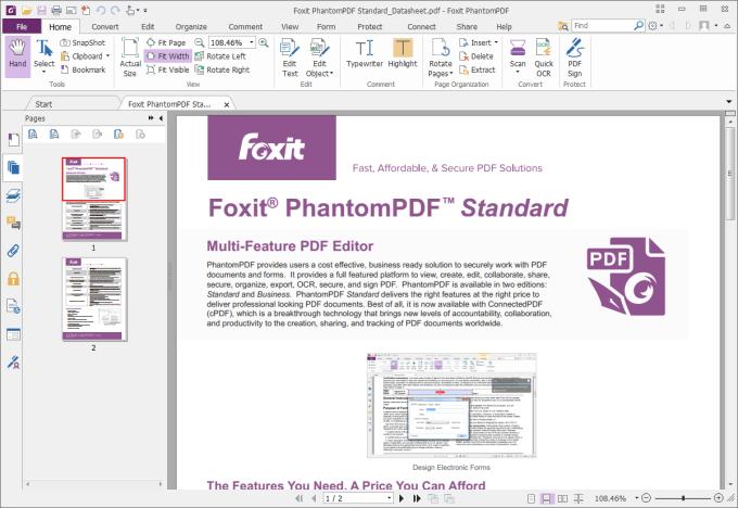 Foxit PhantomPDF Business 10.1.1.37576 Crack With License Key Free