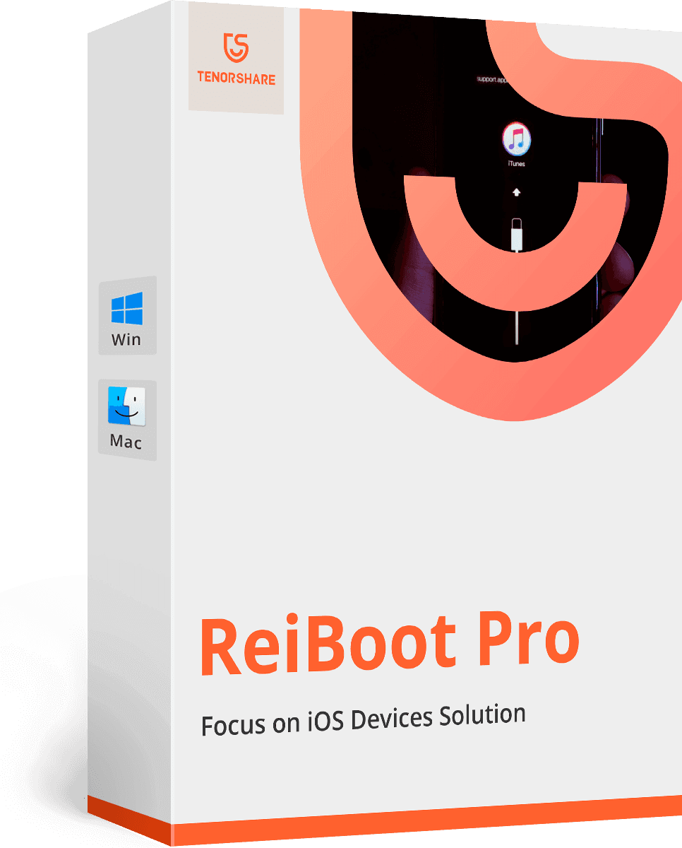 Tenorshare ReiBoot Pro 8.0.2.4 Crack With Serial Key Free Download