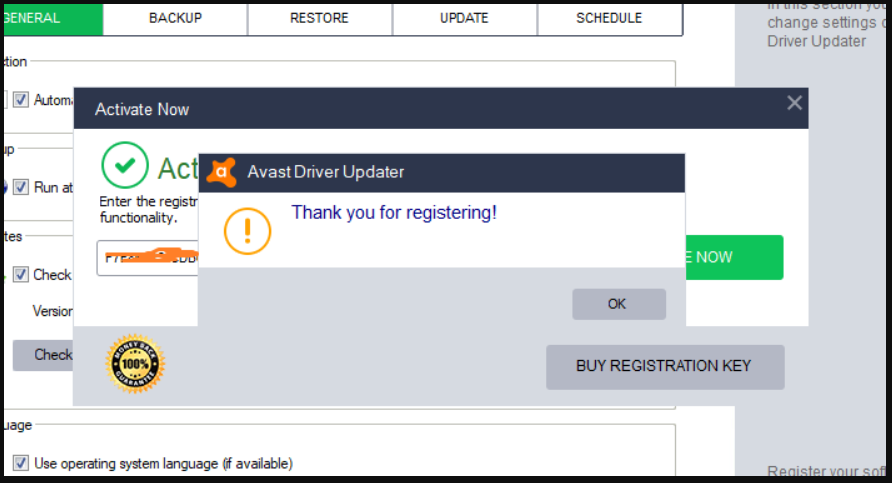 Avast Driver Updater 2.7 Crack With Activation Key Free Download