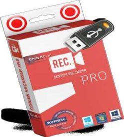 ChrisPC Screen Recorder Pro 2.45 Crack With Serial Key Free