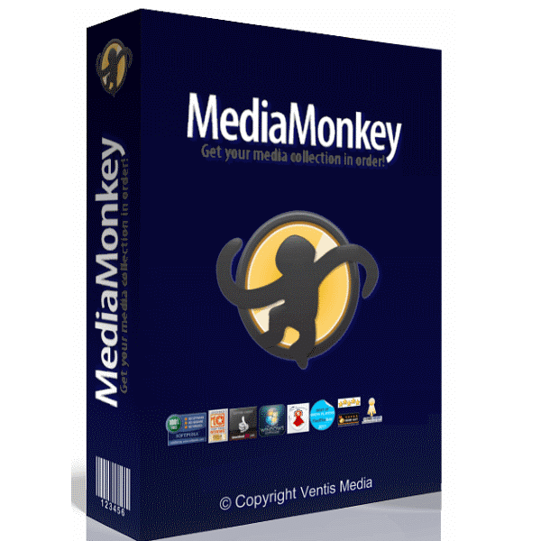 MediaMonkey Pro 5.0.0.2330 With Crack And License Key Free Download