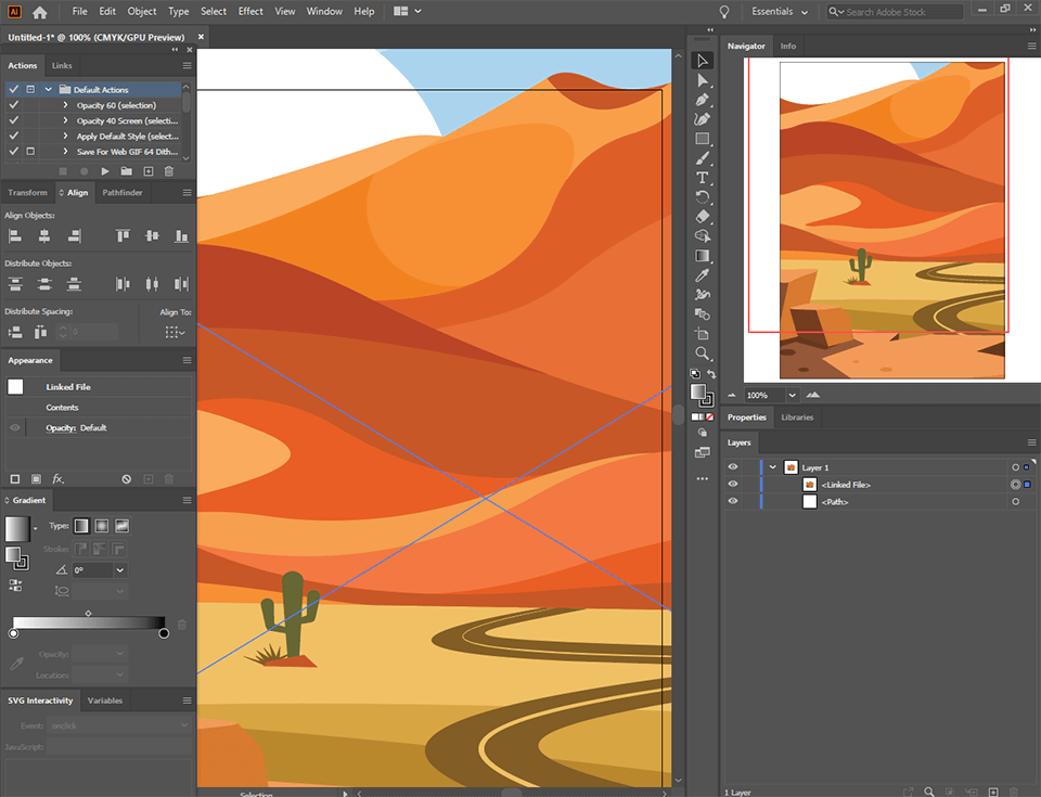 Adobe Illustrator CC 2021 (25.2.1.236) Crack With Serial Key Free